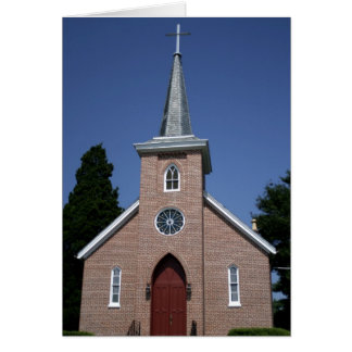 Cartão Igreja