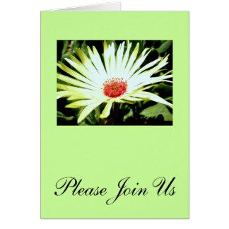 Cartão Jardim do país das fadas