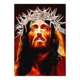 Cartão Jesus Cristo nosso salvador