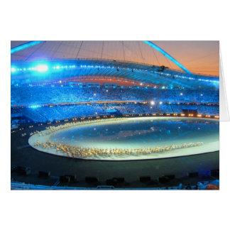 Cartão Jogos Olímpicos 2004 de Atenas