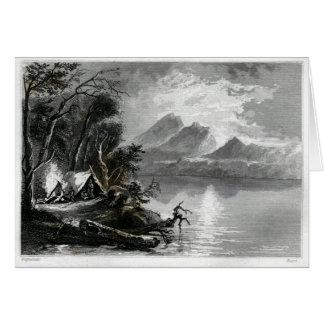 Cartão Lago Henderson