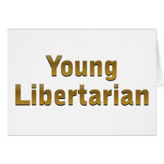 Cartão Libertário novo