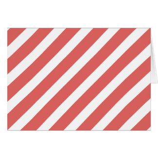 Cartão Listra básica 1 Pimenta de Caiena