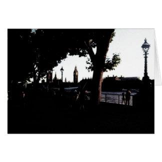Cartão Londres
