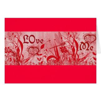 Cartão Loveme