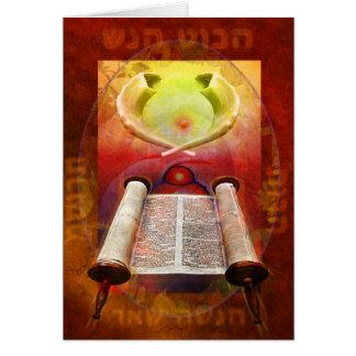 Cartão Luna Torah