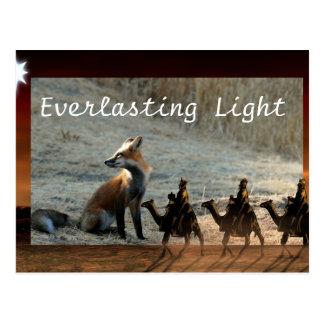 Cartão - luz eterna
