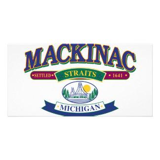Cartão Mackinac-refrigerador-SVG [Conver