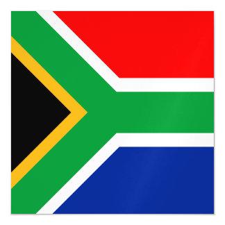 Cartão Magnético Bandeira de África do Sul
