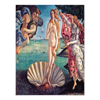 Cartão Magnético Sandro Botticelli - nascimento de Venus - belas
