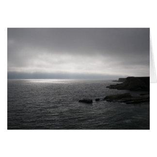Cartão Mar