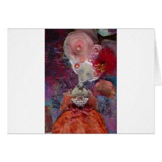 Cartão Marie Antoinette