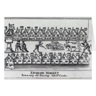 Cartão Mercado de Escheape