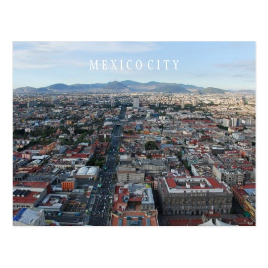 Cartão | México - Cidade do México