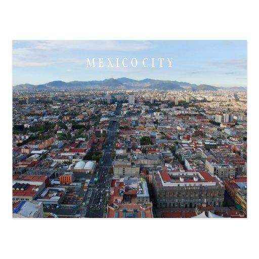 Cartão | México - Cidade do México Cartao Postal