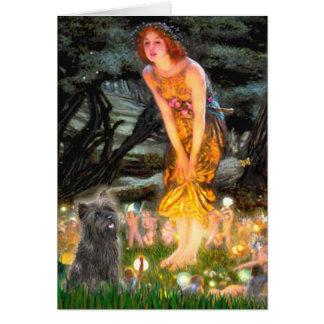 Cartão Monte de pedras Terrier (21 rajados) - MidEve