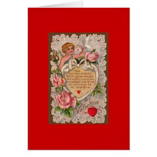 Cartão namorados-poemas