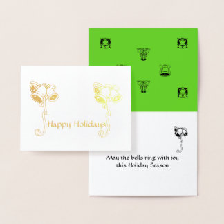 Cartão - Natal Bels
