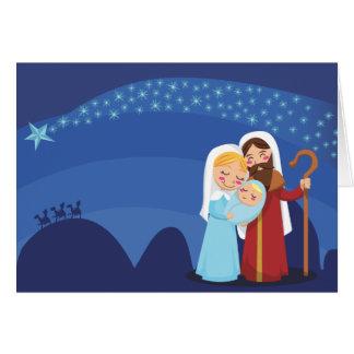 Cartão Natividade