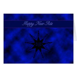 Cartão Naw-Ruz feliz