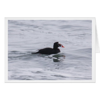 Cartão Negrinha do surf