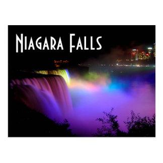 Cartão/Niagara Falls Cartão Postal