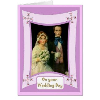 Cartão Noivos