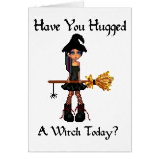 Cartão O poço tem-no?
