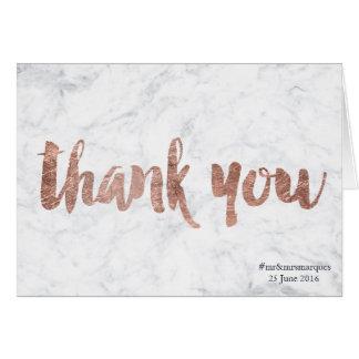 Cartões Comemorativos de Agradecimento