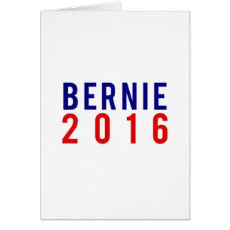 Cartão Obscuridade de Bernie 2016