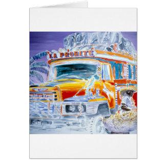Cartão Ônibus de Haiti
