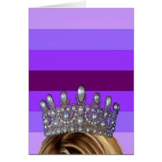 Cartão Orgulho do arrasto!
