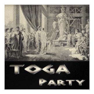 Cartão Partido do Toga de Athena