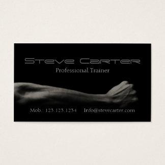 cartão pessoal profissional do