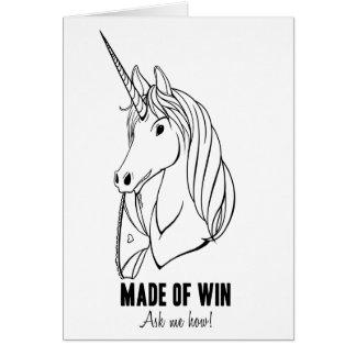 Cartão Phin é feito da vitória!