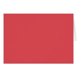 Cartão Pimenta de Caiena