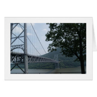 Cartão Ponte #2 da montanha do urso