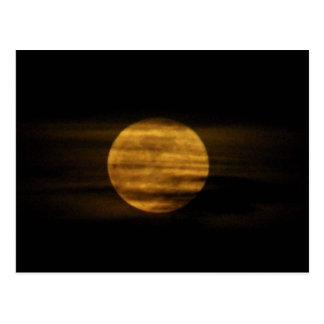 Cartão Postal 10 de janeiro de 2012 2:52 Lua cheia do am