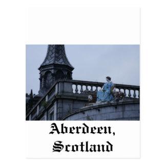 Cartão Postal Aberdeen, Scotland