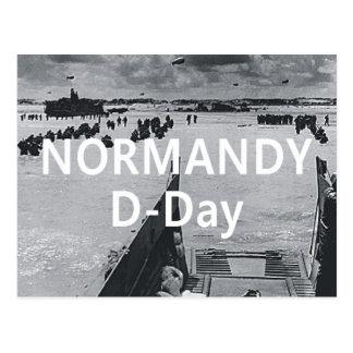 Cartão Postal ABH Normandy