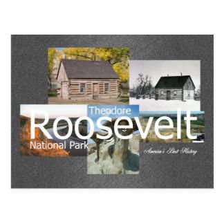 Cartão Postal ABH Theodore Roosevelt NP