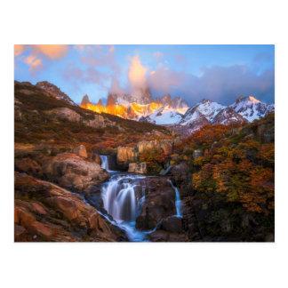 Cartão Postal Água do céu