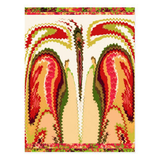 Cartão Postal Alegrias eternas espirituais de pintura