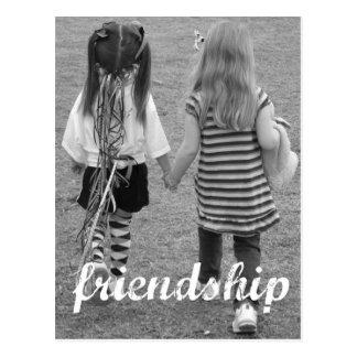 Cartão Postal amizade