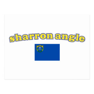 Cartão Postal Ângulo de Sharron para Nevada