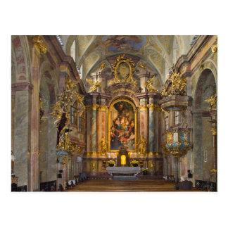 Cartão Postal Annakirche, Wien Österreich