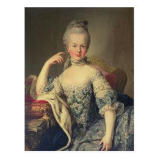 Cartão Postal Archduchess Marie Antoinette