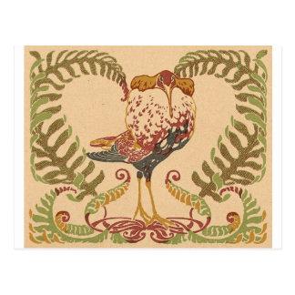 Cartão Postal ArtDeco11