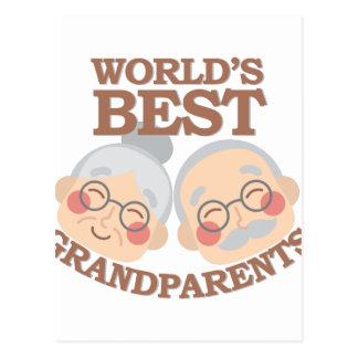 Cartão Postal As melhores avós