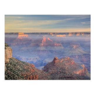 Cartão Postal AZ, arizona, parque nacional do Grand Canyon, 6